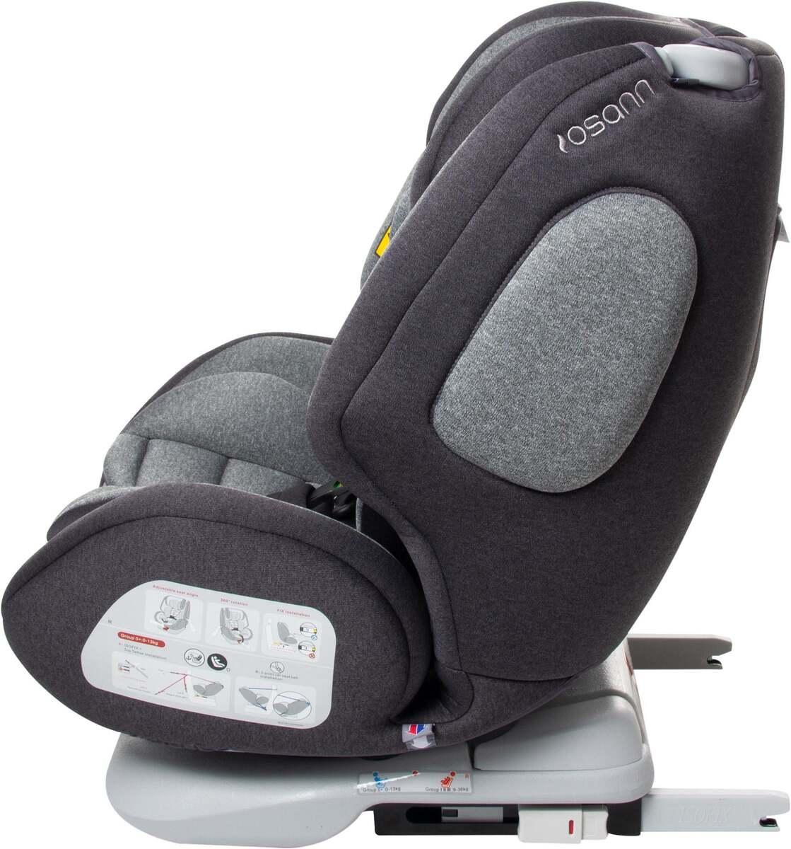 Bild 8 von osann Kinderautositz One360° Universe Grey