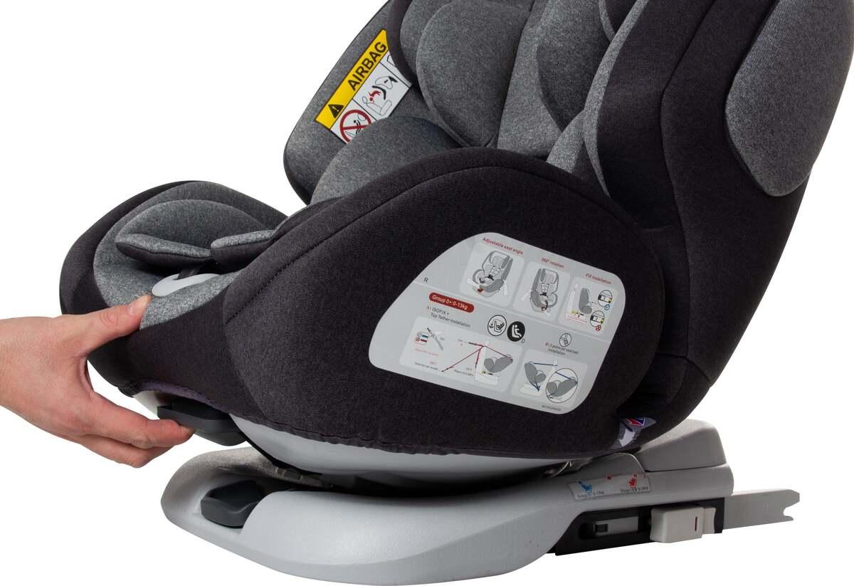 Bild 17 von osann Kinderautositz One360° Universe Grey