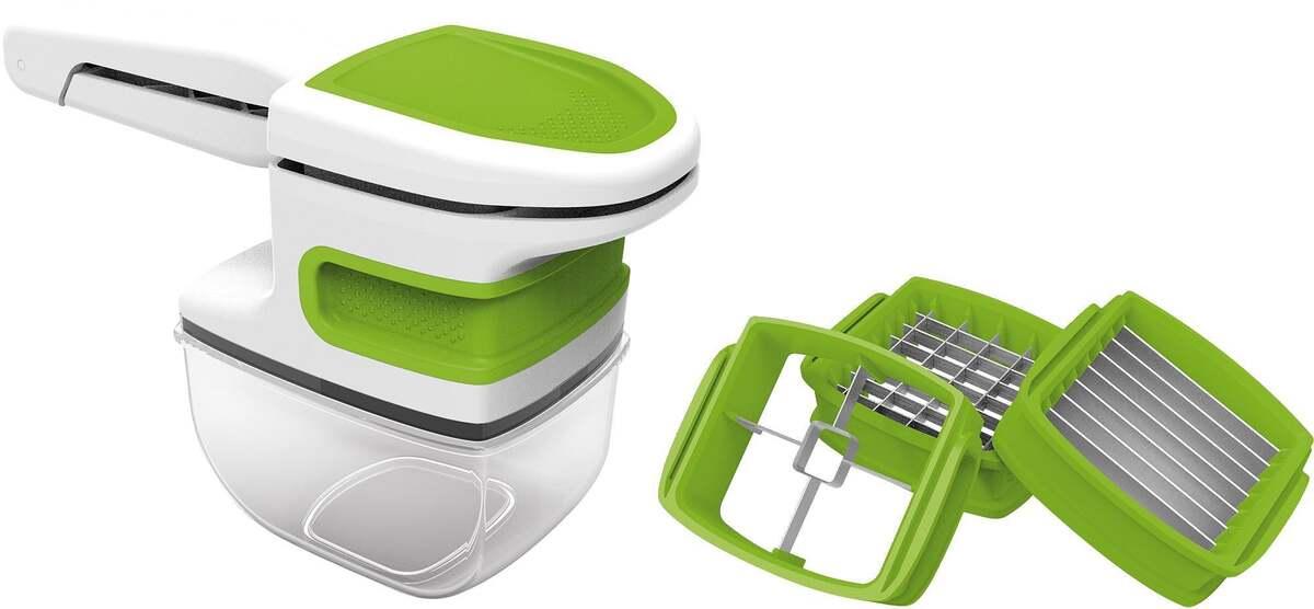 Bild 1 von GOURMETmaxx 5in1 Compact Chop ´N Slice Küchenhelfer 7-tlg.