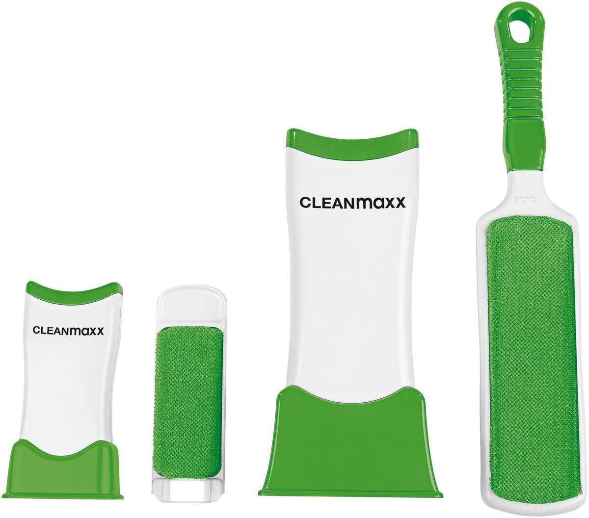 Bild 1 von CLEANmaxx Fusselbürsten-Set Fusselschreck 4-tlg.