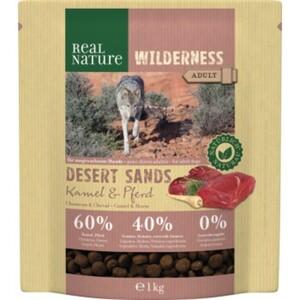 REAL NATURE WILDERNESS Desert Sands Kamel & Pferd