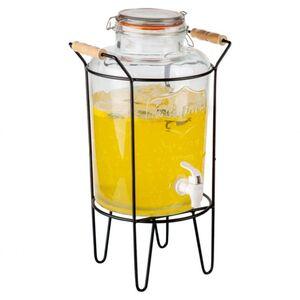 Getränkespender - aus Glas - 7,5 l