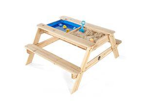 Plum® Sandkasten mit Wasserbecken und Picknicktisch