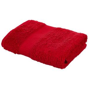 Handtuch KRONBORG® de Luxe (50x100, bordeaux)