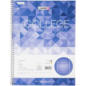 Collegeblock - Nr. 37 - liniert