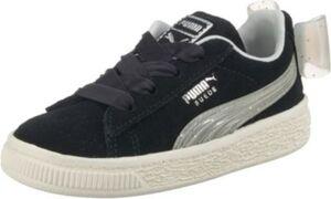 Baby Sneakers low SUEDE BOW JELLY AC INF schwarz Gr. 21 Mädchen Kleinkinder