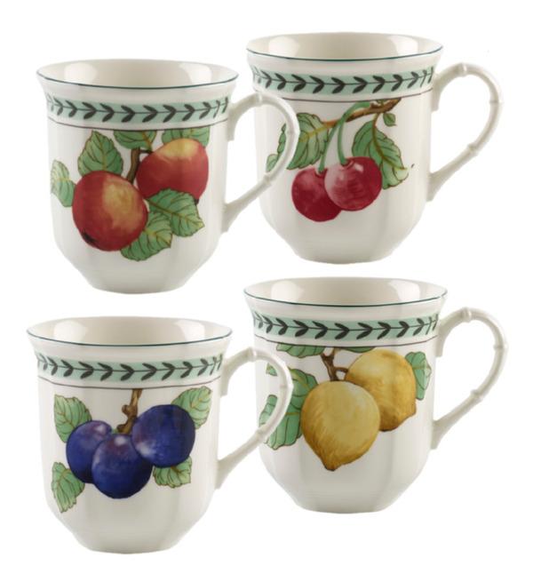 Villeroy & Boch Becher   Modern Fruits 4tlg.