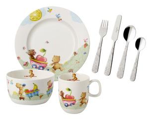 Villeroy & Boch Kinderservice   Happy as a Bear 7tlg.