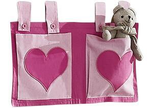 Betttasche Stofftasche