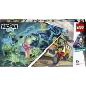LEGO Hidden 70423 Bus Geisterschreck 3000
