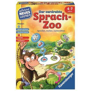 Der verdrehte Sprach-Zoo - Neuauflage 2018 - Ravensburger