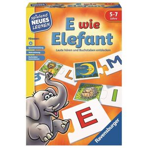 E wie Elefant - Ravensburger