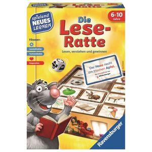 Die Lese-Ratte - Neuauflage 2018 - Ravensburger