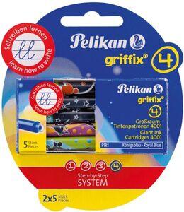Pelikan, 2x 5 Griffix Tintenpatronen