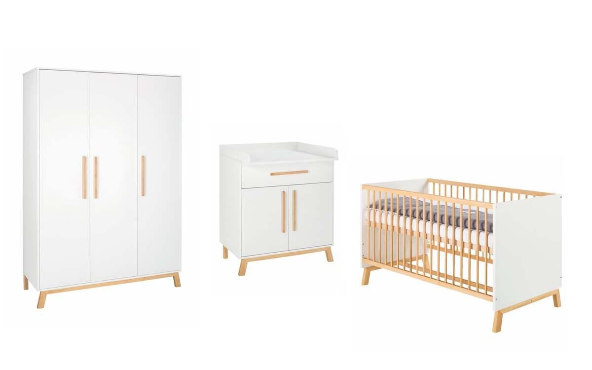 Bild 2 von Schardt Kinderzimmer-Set 3-teilig VENICE