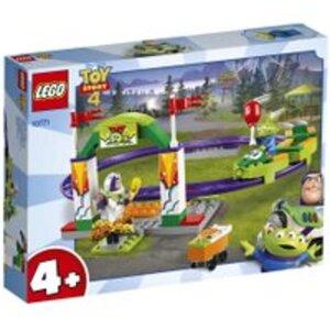 LEGO Juniors 10771 Buzz wilde Achterbahnfahrt