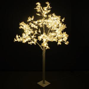 Lichterbaum Birke 250 cm 320LED warmweiß Innen/Außen Weihnachtsbeleuchtung