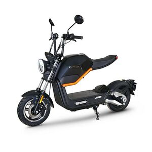 MIKU MAX e-scooter mit BOSCH Motor schwarz