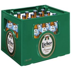 Licher Pils Alkoholfrei 24x0,33l