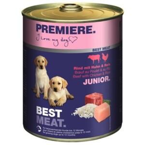 PREMIERE Best Meat Junior 6x800g