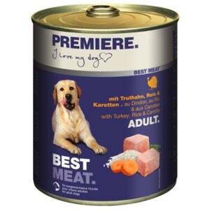 PREMIERE Best Meat Adult 6x800g