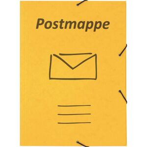 Postmappe A4