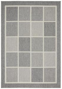 Flachwebeteppich Minnesota Grau, ca. 160x230cm