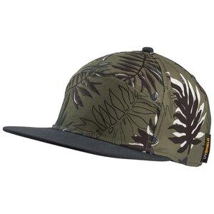 Jack Wolfskin Kappe Leaf Cap one size grün