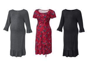 ESMARA® Damen Umstands-Kleid