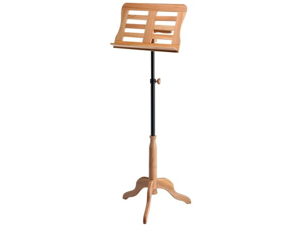 Classic Cantabile WOOD WN-01N Notenpult Holz, Natur