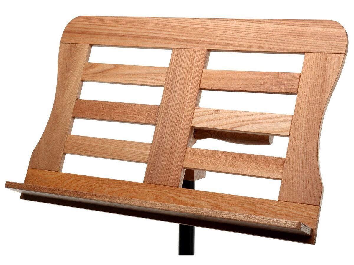 Bild 2 von Classic Cantabile WOOD WN-01N Notenpult Holz, Natur