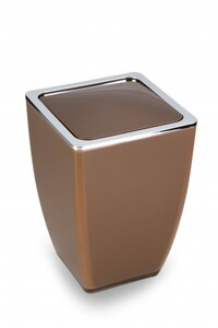 TrendLine Kosmetikeimer Cube ,  cappuccino, 5 l