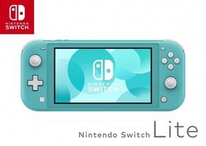 Nintendo Switch Lite türkis ,  Handheld