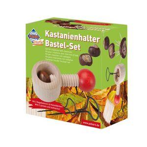 Kastanienhalter - Bastel-Set