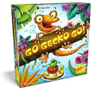 Go Gecko Go - Brettspiel