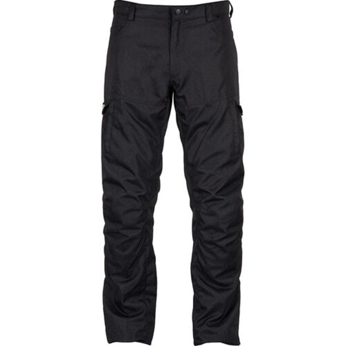 Bild 1 von DXR            Relax Textilhose schwarz