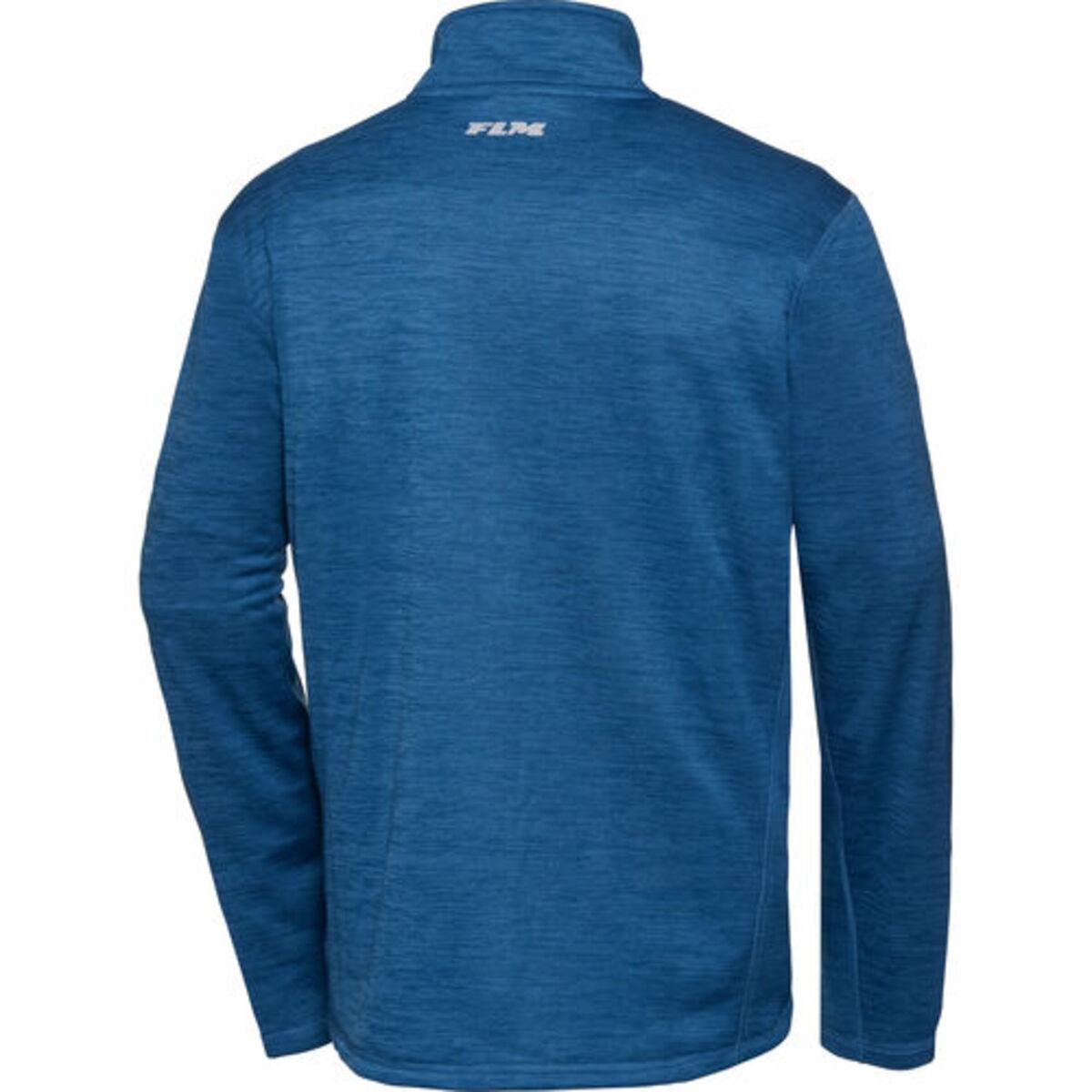 Bild 2 von FLM            Fleece Jacke 3.0 blau