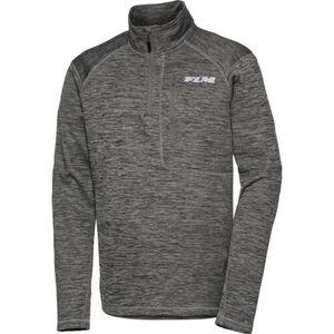 FLM            Fleece Pullover 3.0 grau