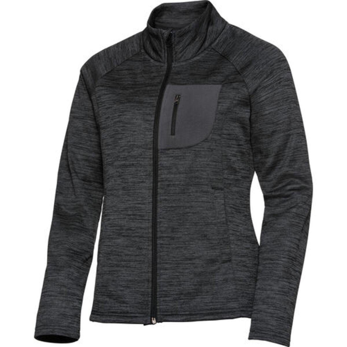 Bild 1 von FLM            Fleece Jacke Damen 3.0 grau