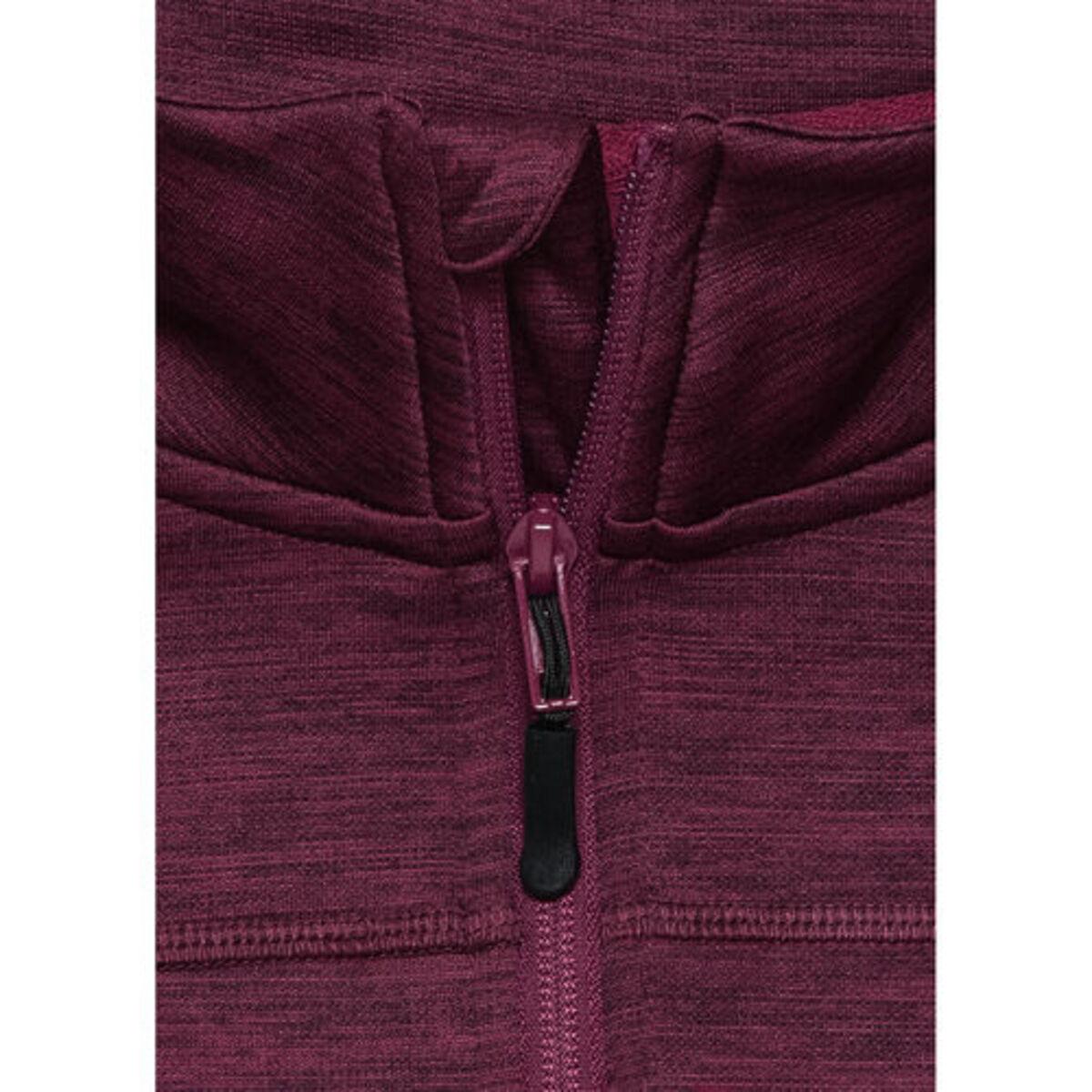 Bild 4 von FLM            Fleece Pullover Damen 3.0 violett