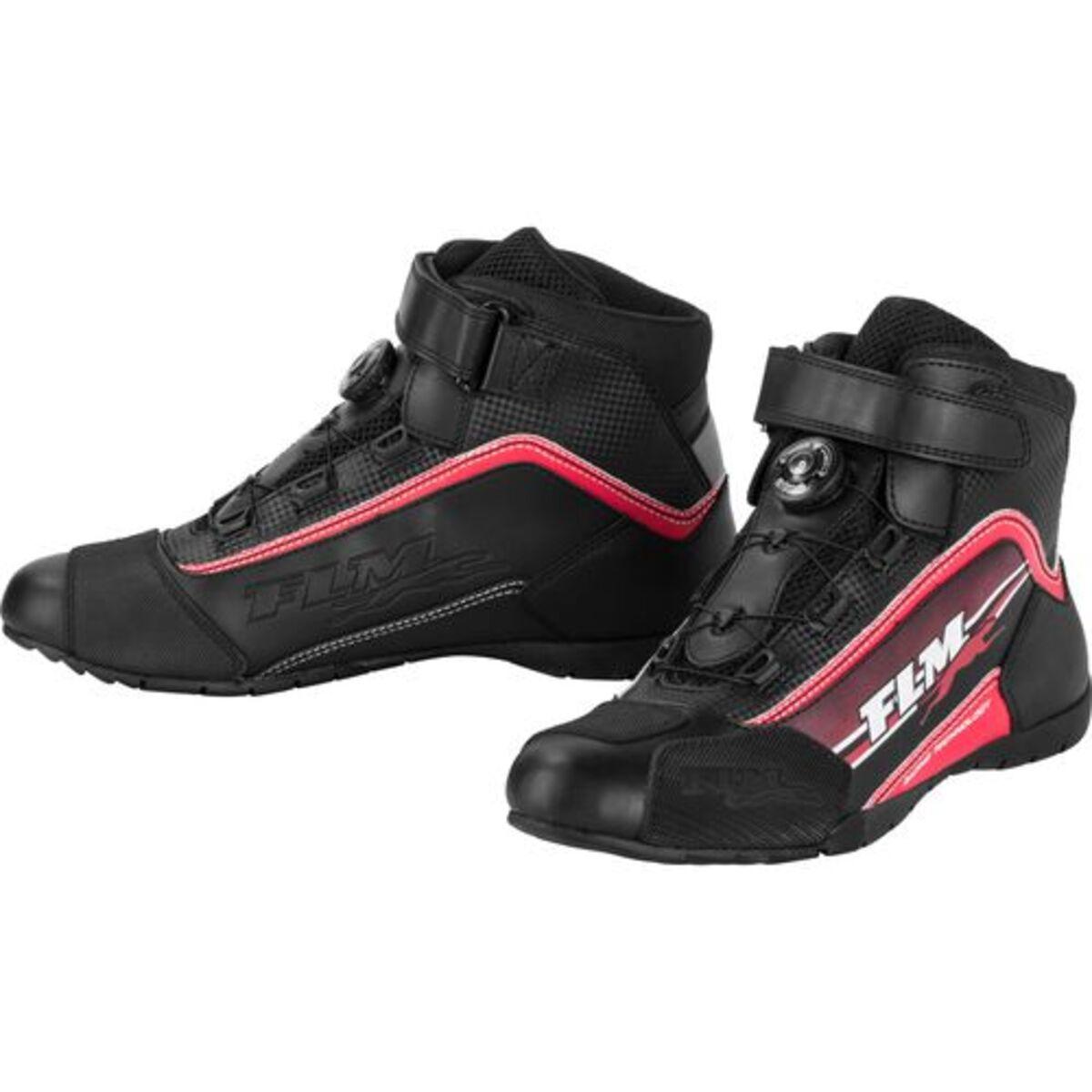 Bild 2 von FLM            Sports Schuh 1.2 schwarz/rot
