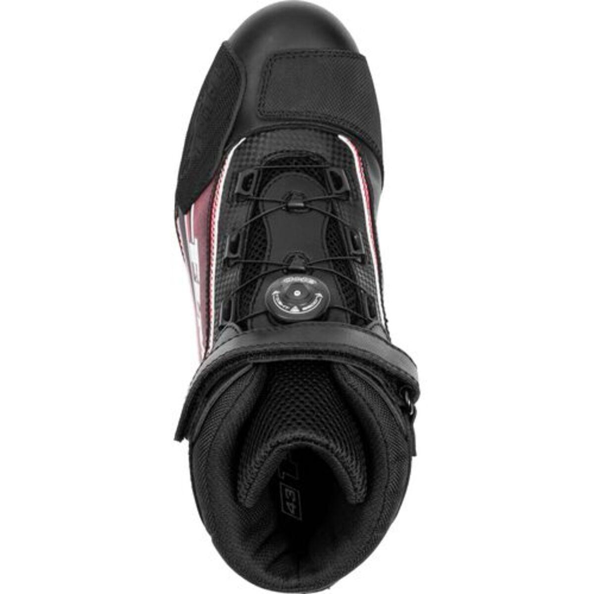 Bild 3 von FLM            Sports Schuh 1.2 schwarz/rot
