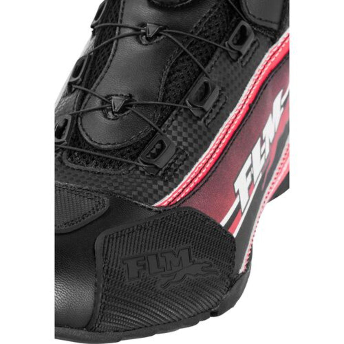 Bild 4 von FLM            Sports Schuh 1.2 schwarz/rot