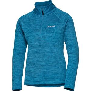 FLM            Fleece Pullover Damen 3.0 blau