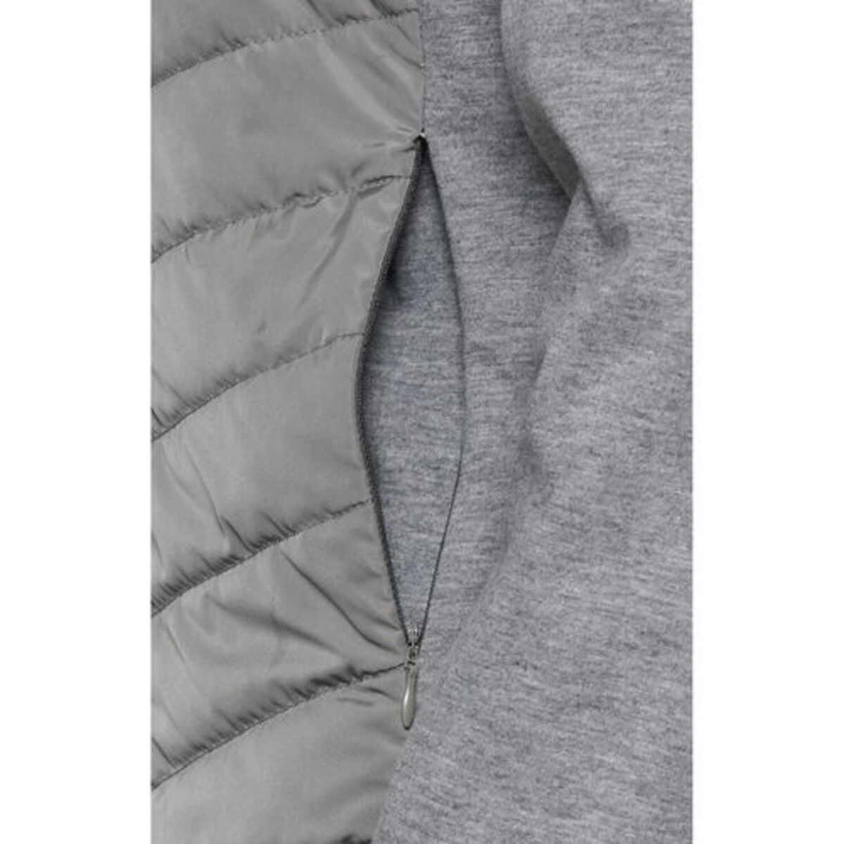 Bild 3 von FLM            Damen Softshell Steppjacke 1.0 grau
