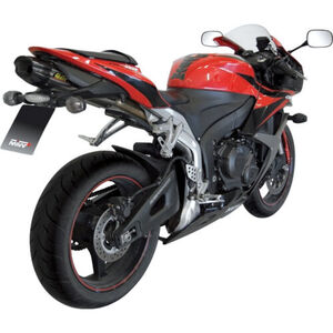 MIVV            Suono Auspuff silber UH.037.L7 für Honda CBR 600 RR 07-16