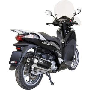 MIVV            Urban Auspuff 1-1 C.HO.0005.K für Honda SH 300 2007-2014