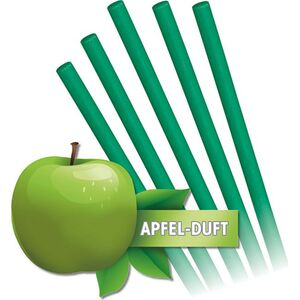 EASYmaxx Abflussreiniger-Stick Apfel 50er-Set grün