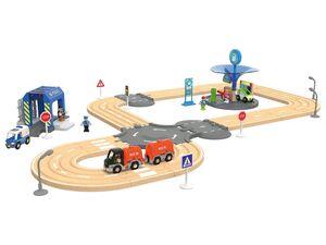 PLAYTIVE® JUNIOR Autobahnset