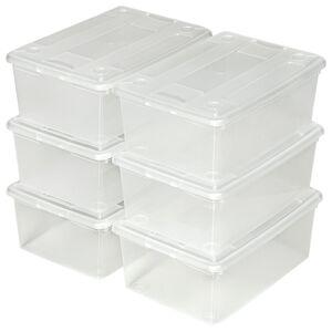 Aufbewahrungsboxen 24er Set